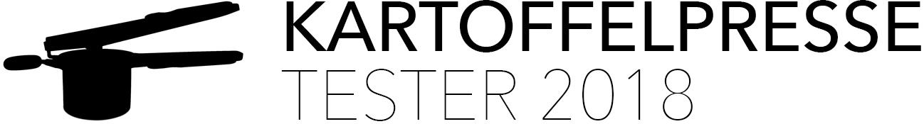 Kartoffelpresse Test 2018 Logo